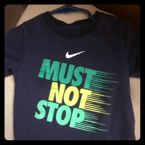 Nike Other - Navy 4t Nike shirt